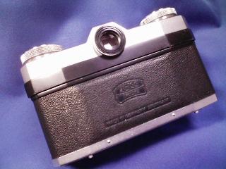 カメラ関連/ドイツ コンタフレックス