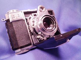 カメラ関連/ドイツ ツァイスイコン社コンテッサ