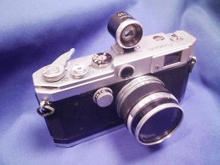 カメラ関連/キヤノンL1