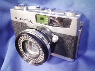 カメラ関連/栗林光学 ペトリ7