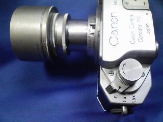 カメラ・レンズ・用品関連/キヤノン レンジファインダーカメラⅡD