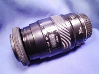 カメラ・レンズ・用品関連/キヤノン マクロレンズEF100mmF2.8 AFD