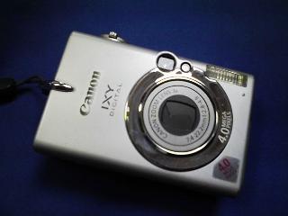 カメラ・レンズ・用品関連/キヤノン コンパクトデジカメ IXY400