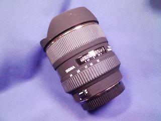 カメラ・レンズ・用品関連/シグマ 広角ズーム EOS用 12ー24mm