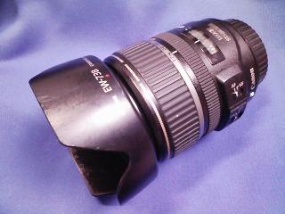 カメラ・レンズ・用品関連 / キャノン EFS 17ー85mm