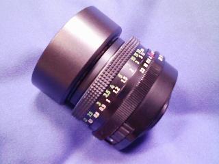 カメラ・レンズ・用品関連 / 標準レンズ ドイツ製 カールツァイスイエナ(CARL ZEISS JENA DDR) テッサー(TESSAR) 50mm F2.8 M42マウント