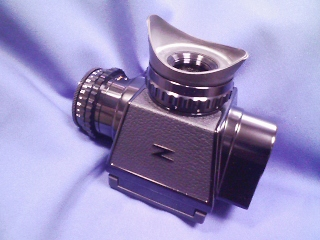 カメラ・レンズ・用品関連 / ブロニカ EC用露出計 (TTL方式Cds露出計)