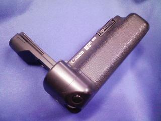 カメラ・レンズ・用品関連 キヤノンEOS 20D用バッテリーグリップ BG−E2