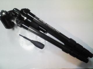 カメラ・レンズ・用品関連 スリック カーボン三脚 カーボンマスター PRO804CF(改造品)