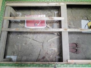 家の修理 床下の修理