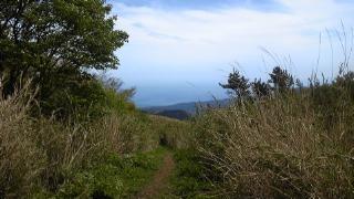 箱根の山、道了尊ー明神ヶ岳ー明星ヶ岳ー塔の峰ー塔之沢、明星ヶ岳山頂の展望