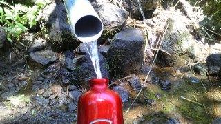 箱根の山、道了尊ー明神ヶ岳ー火打石岳ーうぐいす茶屋ー仙石バス停 その2 神明水