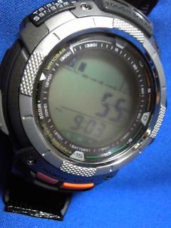 7月14日午前9時ころの気圧と相対高度