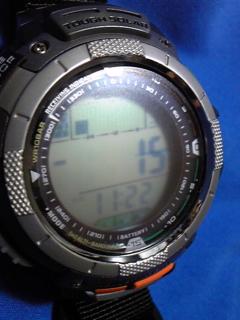 7月16日午前11半時ころの気圧と相対高度