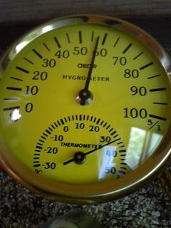 2012年7月19日、午後3時前の室温、34度、危険を感じる