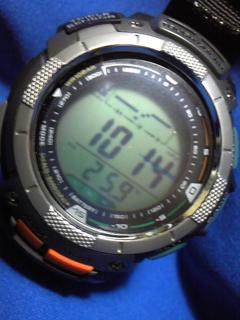 7月20日午前9時半ころの気圧と相対高度