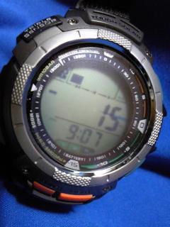 7月23日午前9時ころの気圧と相対高度