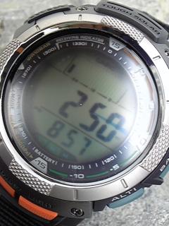 7月28日午前9時ころの気圧と相対高度
