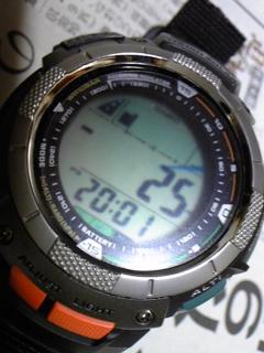 9月1日午後8時の気圧と相対高度