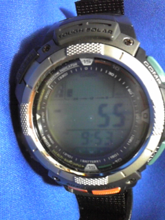 9月9日午前10時の気圧と相対高度