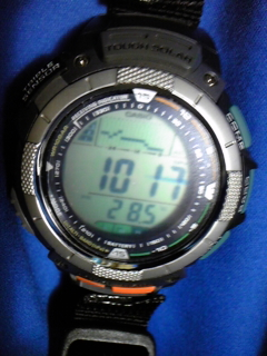 9月10日午前9時45分ころの気圧と相対高度