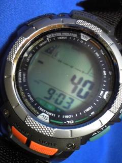 9月14日午前9時の気圧と相対高度