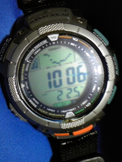 9月24日午前9時の気圧と相対高度