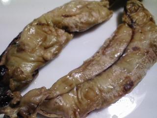 本日の晩ご飯のおかずの写真 北海道産生ニシンの塩焼き、大根のあんかけなど