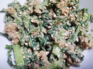 本日の晩ご飯のおかずの写真 長崎産生・天然ぶりのカマ塩焼き、神奈川の三浦産生若芽のヌタなど