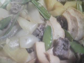 本日の晩ご飯のおかずの写真 千葉産真イワシの刺身、肉じゃがなど