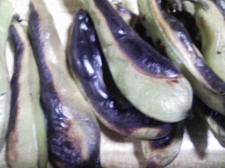 本日の晩ご飯のおかずの写真 神奈川の三崎産青アジの塩焼き、吸い物など