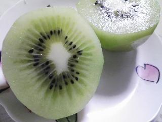 デザート 栃木産キウイ