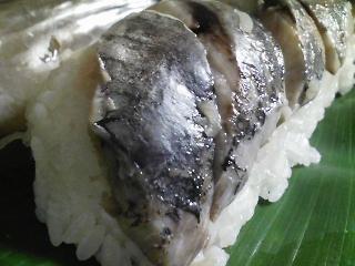 本日の晩ご飯の写真 神奈川の長井産青アジの自家製酢漬け寿司、北海道産鞍かけ豆のスープなど
