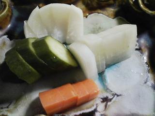 本日の晩ご飯のおかずの写真 サワラの西京漬け、ポテトサラダなど