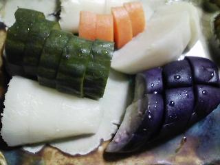 本日の晩ご飯のおかずの写真 神奈川の三崎産の真アジの刺身、シコイワシの刺身など