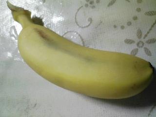 デザート フィリピン産のミニバナナ