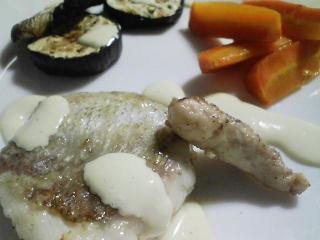 本日の晩ご飯のおかずの写真 千葉産花鯛の鯛飯、花鯛のソテーなど