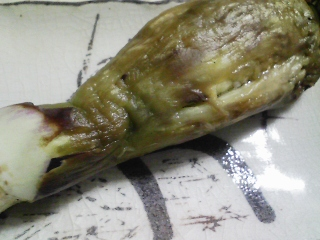 本日の晩ご飯のおかずの写真 千葉産アジの開き、北海道伊達産のカボチャを使ったスープなど