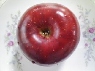おやつ 長野産リンゴ紅玉で焼きリンゴ