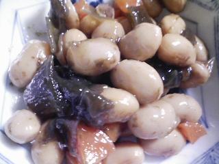 本日の晩ご飯のおかずの写真 青森産天然ブリのカマの塩焼き、北海道産サケの白子の自家製味噌漬け(3週間もの)など