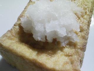 本日の晩ご飯のおかずの写真 神奈川の長井産太刀魚の塩焼き、焼いた厚揚げなど