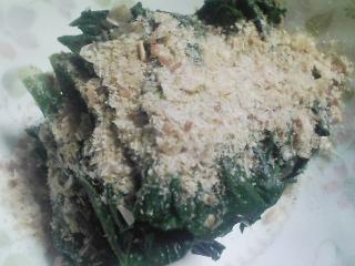 本日の晩ご飯のおかずの写真 長崎産真アジの塩焼き、あんかけ大根など
