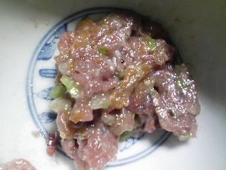 本日の晩ご飯のおかずの写真 北海道産真イワシの刺身、野菜炒めなど