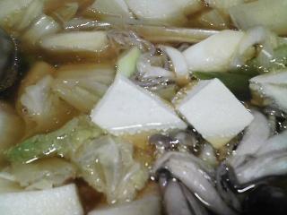 本日の晩ご飯のおかずの写真 国産合鴨肉の鴨鍋、香の物