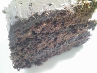 おやつ お正月用自家製ココアケーキ