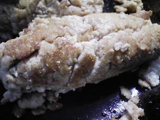 本日の朝ご飯のおかずの写真 北海道産生たらこのバター焼き、青アジ出汁の味噌汁など