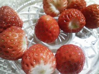 デザート 静岡産イチゴ 紅ほっぺ